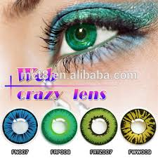 soft cosmetic free color contacts magic eye contact lens wholesale