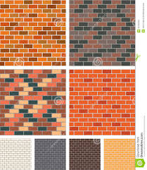 brick wall design brick wall stock vector illustration of masonry decoration
