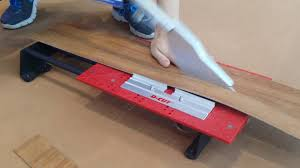 d cut vinyl flooring cutter lt 180 youtube