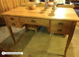 Schreibtisch Kiefer Antiker Schreibtisch Damenschreibtisch Jugendstil Kiefer Um
