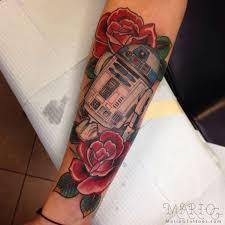 amazing star wars tattoos memolition