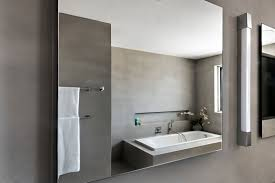 Concrete Bathroom Sink by Bathroom Concrete Baton Interior Design Crafts Modern Microtopping