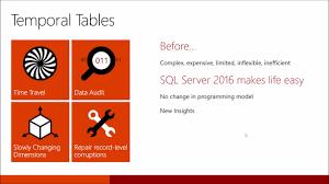 Sql Server Audit Table Changes Sql Server 2016 Temporal Tables Explained