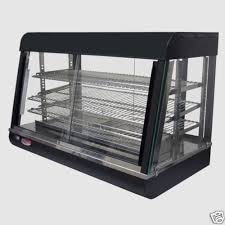 heated food display warmer cabinet case heated food display warmer cabinet case 26 3 shelf ebay