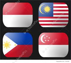 Filipino Flag Colors Philippines Flag Indonesia Flag Malaysia Flag Singapore Flag