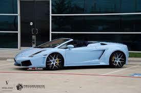 Lamborghini Gallardo Body Kit - wide body lamborghini gallardo l vck concave vellano forged