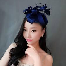 jewelled headdress woman headdress hair retro feather headdress exaggerated black