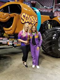 monster truck jam anaheim meet some of the monster jam drivers funtastic life