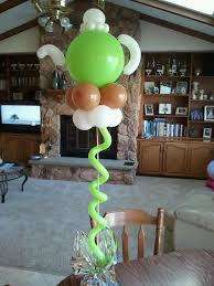 Columns For Party Decorations 390 Best Balloon Candles Columns Images On Pinterest Balloon
