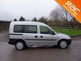 Vauxhall Combo Interior Dimensions Used Vauxhall Combo Tour For Sale Rac Cars
