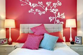 Girls Bedroom Accent Wall Wall Ideas Accent Wall Paint Design Ideas Wall Paint Design With