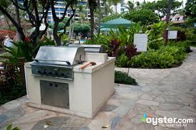 bbq grills at the marriott maui resort and ocean club oyster com