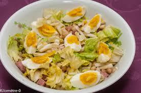 cuisiner radis blanc salade de haricots blancs au jambon oeufs et radis noir kilometre