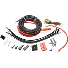 mile marker rear mount electric winch disconnect kit model