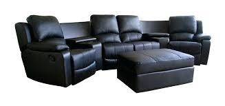 Black Fabric Reclining Sofa by Oversized Black Leather Recliner U2013 Mthandbags Com