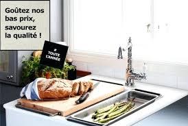 planche pour cuisine evier ikea cuisine ikea accessoire pour acvier planche a daccouper