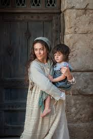 mary and young jesus