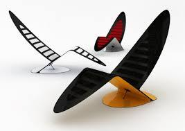 furniture captivating futuristic furniture with chair design and