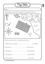 here u0027s a series of map skills posters geography maps