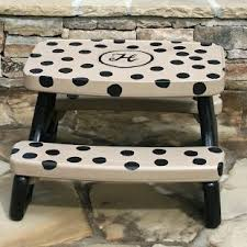 Make A Picnic Table Cover by Best 20 Picnic Table Paint Ideas On Pinterest U2014no Signup Required