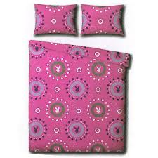 Playboy Bed Set Buy Playboy Bubbles Double Duvet Cover And Pillowcase Set From Our