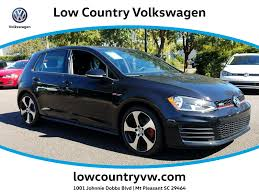 volkswagen gti blue 2017 new 2017 volkswagen golf gti s 4d hatchback in mt pleasant 37321