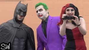 the batman u0026 joker u0026 harley quinn make a movie youtube