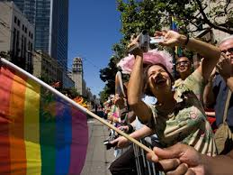 best spots to the san francisco pride parade cbs san francisco