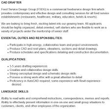 Resume To Work Food Service Design Group Linkedin