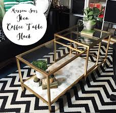 Ikea Hack Coffee Table 30 Home Decor Items You Need Before You Re 30 Spray Painting