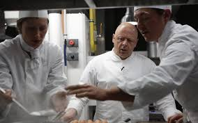 cours de cuisine avec thierry marx grigny le recrutement pour l école de cuisine de thierry marx