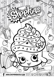 shopkins halloween coloring pages u2013 festival collections