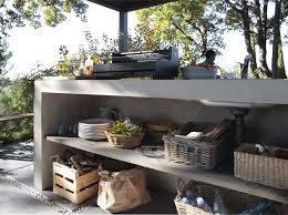 idee amenagement cuisine exterieure déco cuisine exterieure