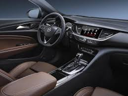 Saddle Interior First Look 2018 Buick Regal Ny Daily News