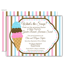 gender reveal invitation template what u0027s the scoop gender reveal party invitation gender reveal