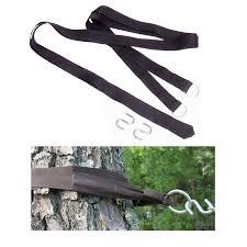 Hammock Bliss Tree Straps 21 Hammock Hanger Straps Pair Heavy Duty Hanging Straps Belt For