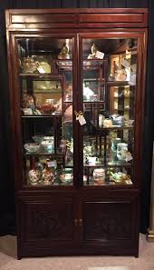 rosewood china cabinet for sale furniture georgepirie48002054 267430 sml 1