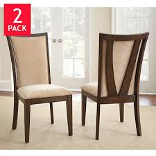 Leather Dining Armchair Dining Chairs Costco