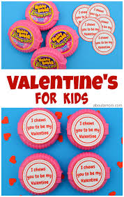 valentines for kids i chews you valentines for kids about a