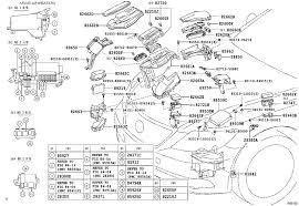 lexus spare parts by vin spare parts lexus parts directory