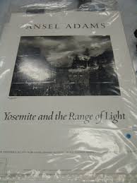 ansel adams yosemite and the range of light poster auction catalog nadeau s auction gallery