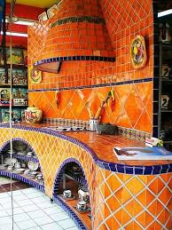 decorating with mexican talavera tile mexican style kitchens
