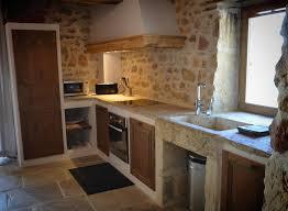 cuisine bois rustique cuisine et bois mobilier décoration