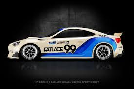 subaru sports car brz 2015 introducing the hpi racing x fatlace subaru brz rs4 sport 3 drift