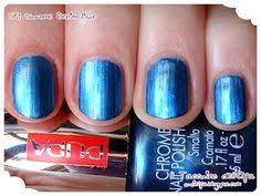 chrome nail polish pupa milano chrome nail polish swatch e