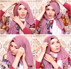 tutorial hijab nabiilabee ini dia tutorial hijab ala nabiilabee yang banyak disukai http