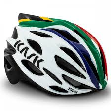 Afican Flag Kask Mojito Road Helmet South African Flag Edition All Terrain