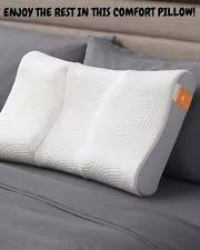 Tempurpedic Comfort Pillow Tempur Pedic Bed Pillows Ebay