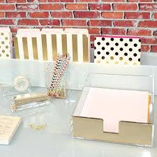 Office Desk Supply Office Desk Supply This Pretty File Organizer Gold Supplies