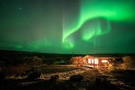 best place to watch the northern lights in canada iceland volcano northern lights a gorgeous video of the desolate